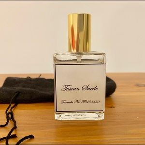 The Perfumer's Story by Azzi Tuscan Suede